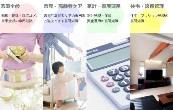 家事全般/育児・高齢者ケア/家計・保険・資産運用